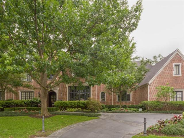 4001 Normandy Avenue, University Park, TX 75205 (MLS #13750383) :: Team Hodnett