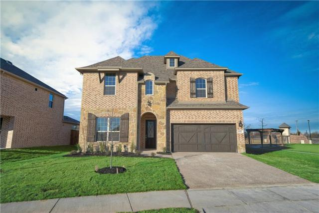 6221 Beckley Drive, Midlothian, TX 76065 (MLS #13750387) :: Team Hodnett