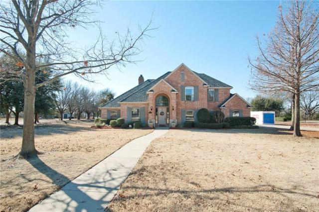 109 Skyline Circle, Heath, TX 75032 (MLS #13750577) :: Exalt Realty