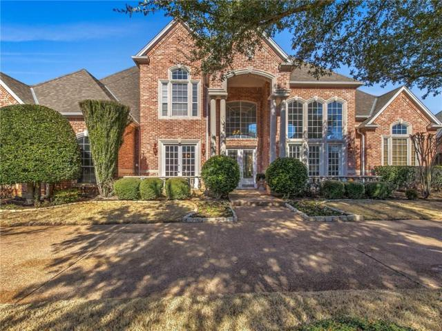 130 Creekway Bend, Southlake, TX 76092 (MLS #13750984) :: Keller Williams Realty
