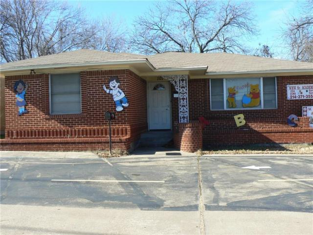 105 N Hampton Road, Desoto, TX 75115 (MLS #13751046) :: Pinnacle Realty Team
