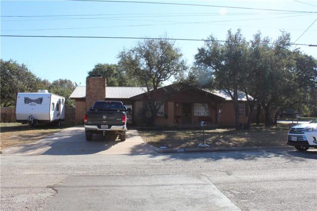 1608 Campa Drive, Brownwood, TX 76801 (MLS #13751056) :: Team Hodnett