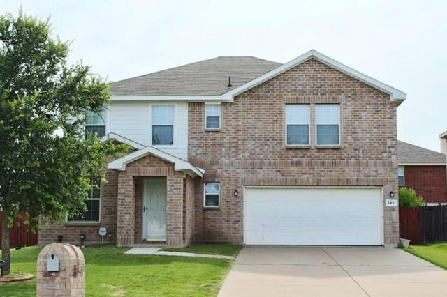 5451 Maverick Drive, Grand Prairie, TX 75052 (MLS #13751234) :: Team Hodnett