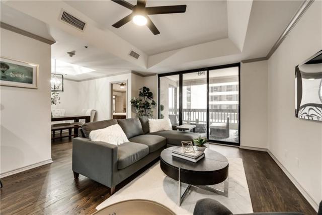 5909 Luther Lane #802, Dallas, TX 75225 (MLS #13751368) :: Magnolia Realty