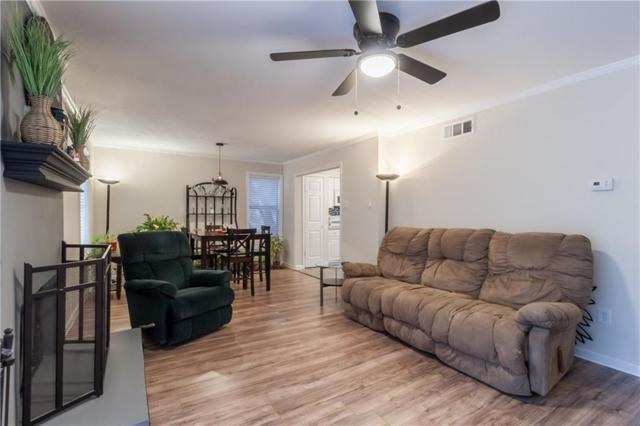 6900 Skillman Street #409, Dallas, TX 75231 (MLS #13751474) :: Team Hodnett