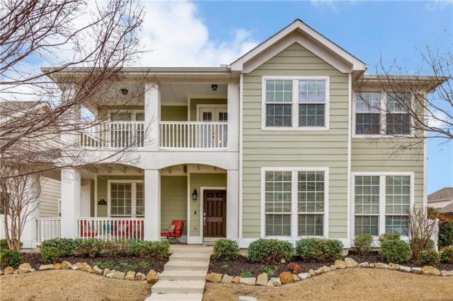 850 Caudle Lane, Savannah, TX 76227 (MLS #13751525) :: Team Hodnett