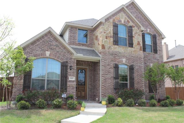 809 Cougar Drive, Allen, TX 75013 (MLS #13751595) :: The Cheney Group