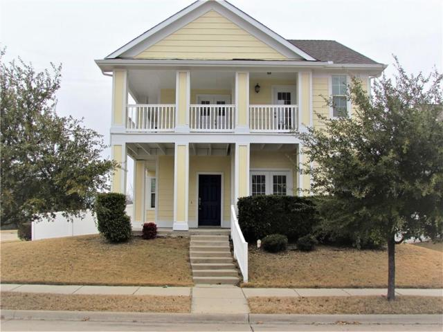 1201 Caudle Lane, Savannah, TX 76227 (MLS #13751689) :: Team Hodnett