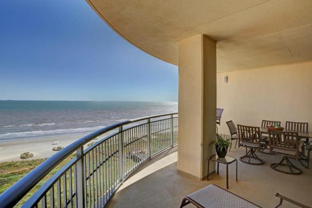 801 E Beach Drive Tw1102, Galveston, TX 77550 (MLS #13751809) :: Team Hodnett