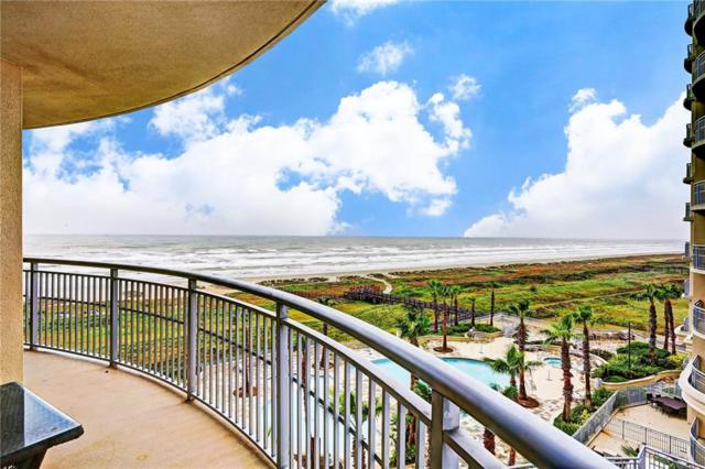 801 E Beach Drive Bc0510, Galveston, TX 77550 (MLS #13751836) :: Team Hodnett