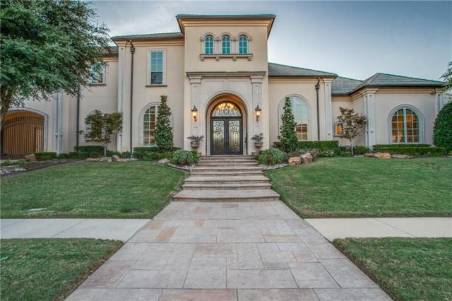5105 Monterey Drive, Frisco, TX 75034 (MLS #13752023) :: The Cheney Group