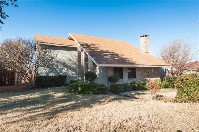 3717 Fairfield Drive, Carrollton, TX 75007 (MLS #13752058) :: Team Hodnett