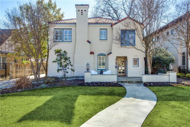 7006 Lakewood Boulevard, Dallas, TX 75214 (MLS #13752061) :: Robbins Real Estate Group