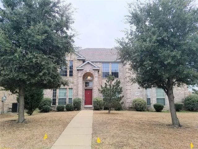 2863 Andrews Drive, Grand Prairie, TX 75052 (MLS #13752070) :: The Chad Smith Team
