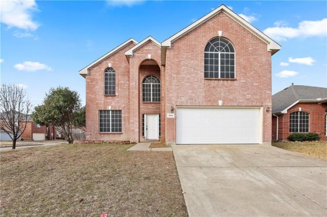 3553 Sedona Drive, Grand Prairie, TX 75052 (MLS #13752080) :: Keller Williams Realty