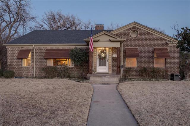 1817 Belmont Boulevard, Abilene, TX 79602 (MLS #13752132) :: Team Hodnett
