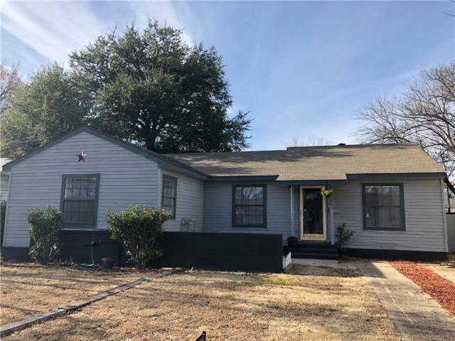 11803 Flamingo Lane, Dallas, TX 75218 (MLS #13752133) :: Team Hodnett