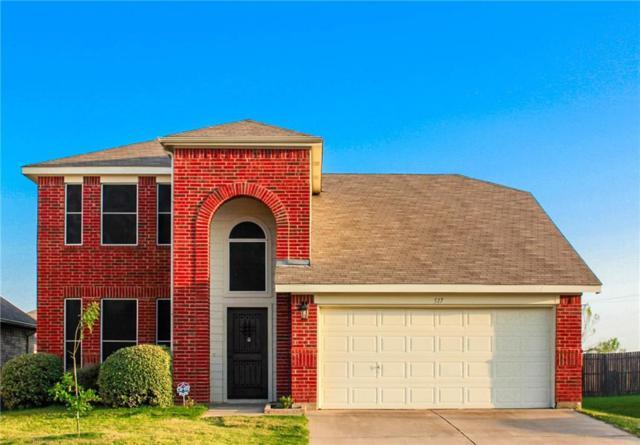 517 Fairbrook Lane, Fort Worth, TX 76140 (MLS #13752200) :: Team Hodnett