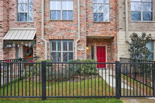 708 E 1st Street, Fort Worth, TX 76102 (MLS #13752261) :: Team Hodnett