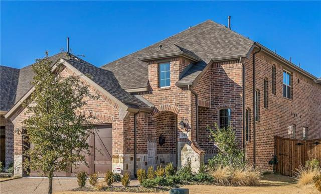 308 Highwood Trail, Lewisville, TX 75056 (MLS #13752959) :: Team Hodnett