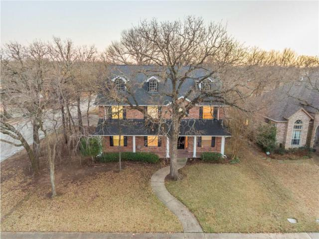 313 W Mill Valley Court, Colleyville, TX 76034 (MLS #13753064) :: Frankie Arthur Real Estate