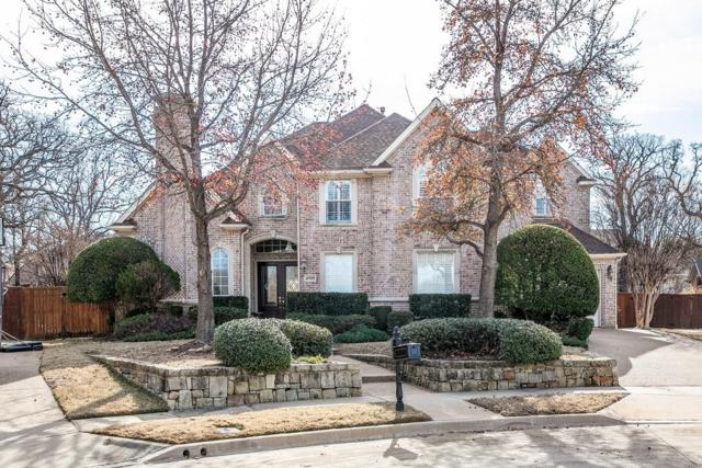 4900 Bosque Court, Flower Mound, TX 75028 (MLS #13753099) :: The Real Estate Station