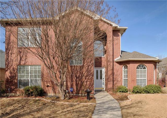 4913 Park Brook Drive, Fort Worth, TX 76137 (MLS #13753410) :: Team Hodnett