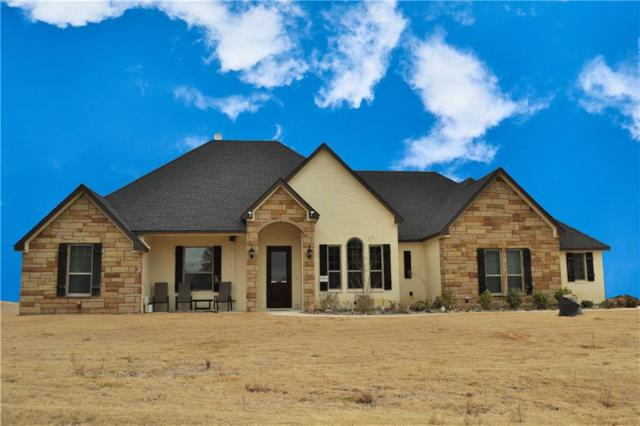 110 N Star Crossing Lane, Weatherford, TX 76088 (MLS #13753440) :: The Mitchell Group