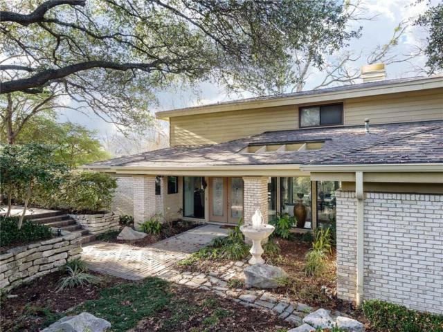 10819 Stone Canyon Road, Dallas, TX 75230 (MLS #13753585) :: Team Hodnett