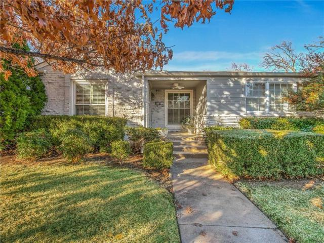 3604 Hilltop Road, Fort Worth, TX 76109 (MLS #13753607) :: The Rhodes Team
