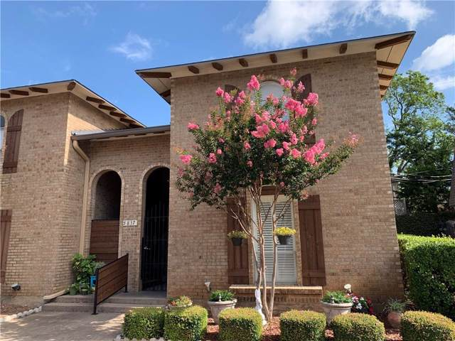 5837 Copperwood Lane #1134, Dallas, TX 75248 (MLS #13753705) :: The Hornburg Real Estate Group