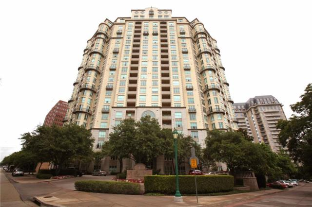 3401 Lee Parkway #404, Dallas, TX 75219 (MLS #13753901) :: Team Tiller