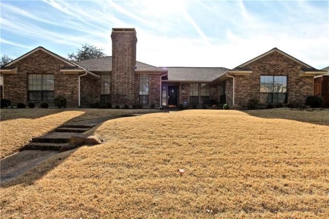5836 Steeplechase Drive, Plano, TX 75093 (MLS #13753907) :: Robinson Clay