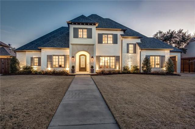 5924 Melshire Drive, Dallas, TX 75230 (MLS #13753925) :: Team Hodnett