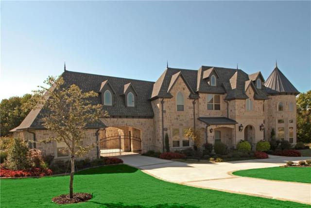 1736 Bison Meadow Lane, Heath, TX 75032 (MLS #13754009) :: Team Hodnett