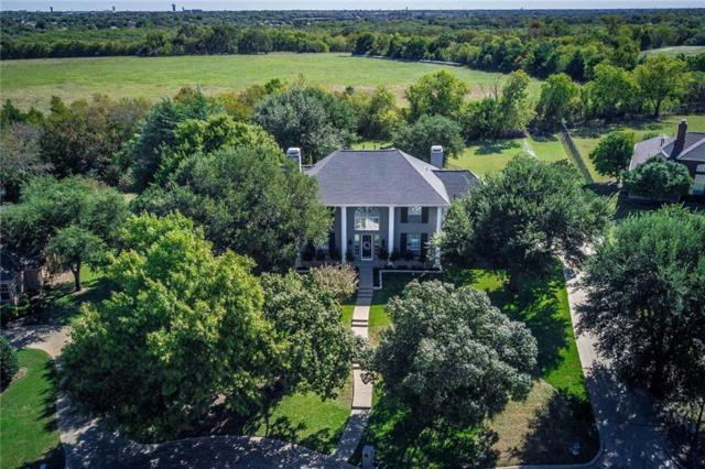 9 Wooded Lane, Allen, TX 75013 (MLS #13754113) :: The Cheney Group