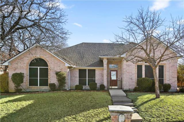 709 Cardinal Ridge Road, Burleson, TX 76028 (MLS #13754171) :: Team Hodnett