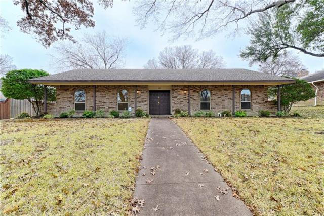 1109 Briarbrook Drive, Desoto, TX 75115 (MLS #13754317) :: Pinnacle Realty Team