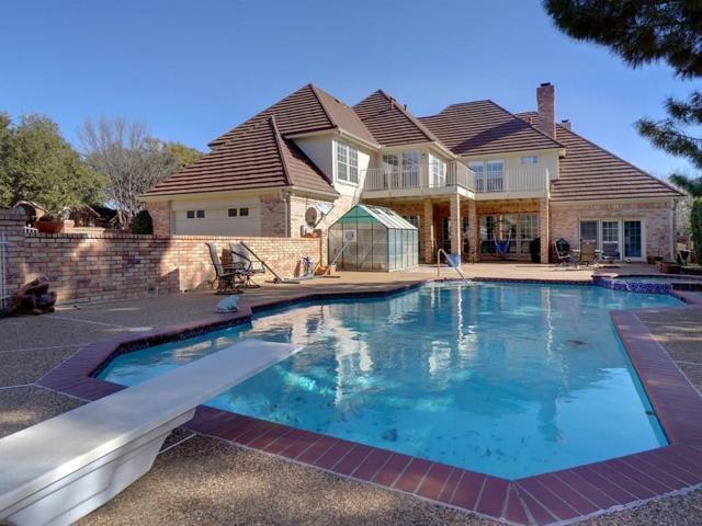 4803 Shadywood Lane, Colleyville, TX 76034 (MLS #13754350) :: Team Hodnett