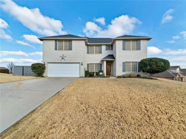 1001 Red Cedar Way, Burleson, TX 76028 (MLS #13754445) :: Team Hodnett