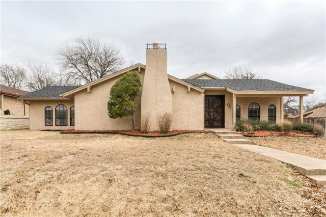 2834 Club Meadow Drive, Garland, TX 75043 (MLS #13754495) :: Frankie Arthur Real Estate