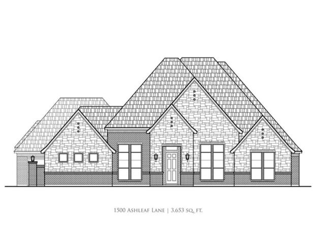 1500 Ashleaf Lane, Keller, TX 76248 (MLS #13754725) :: The Holman Group