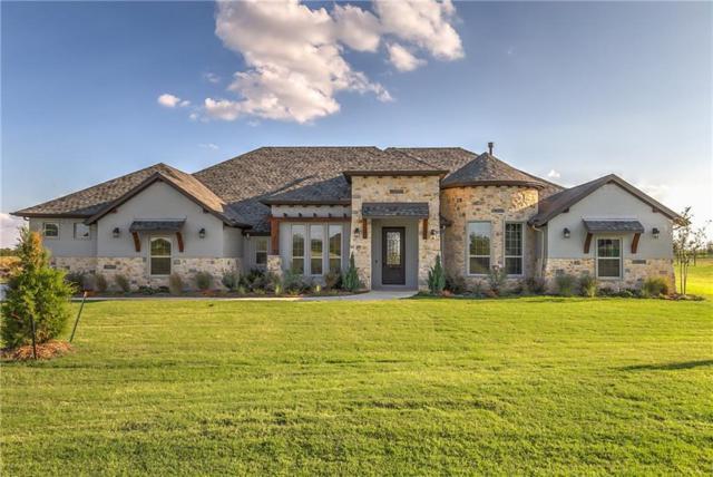 8521 Tuscan Way, Godley, TX 76044 (MLS #13754739) :: Team Hodnett