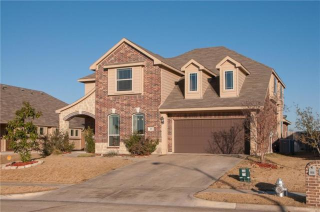 400 Limestone Drive, Alvarado, TX 76009 (MLS #13754792) :: Team Hodnett