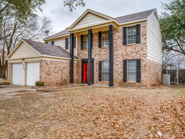 4129 Winslow Drive, Grand Prairie, TX 75052 (MLS #13754958) :: The Chad Smith Team