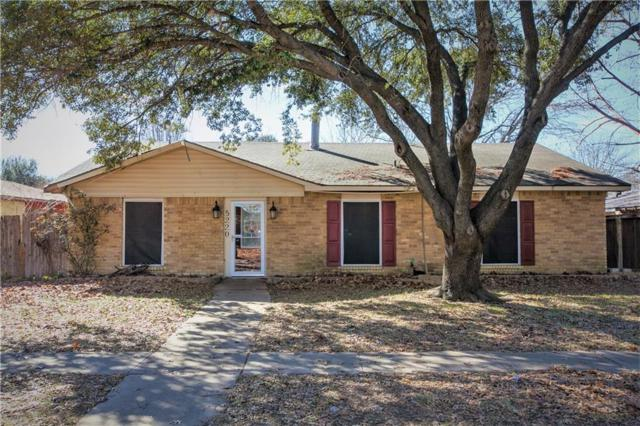 5220 Fisher Drive, The Colony, TX 75056 (MLS #13754973) :: The Cheney Group