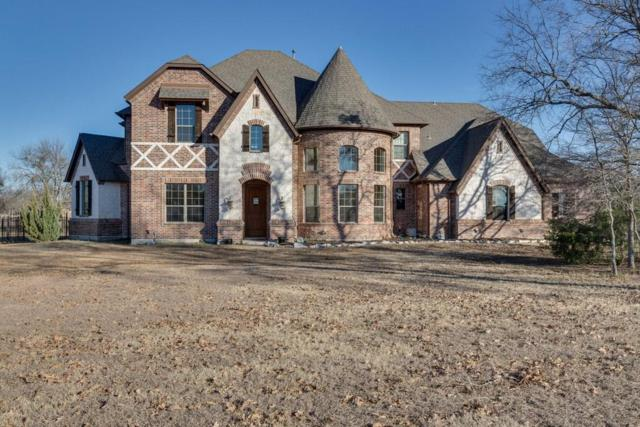 2122 Westview Drive, Wills Point, TX 75169 (MLS #13754994) :: Team Hodnett