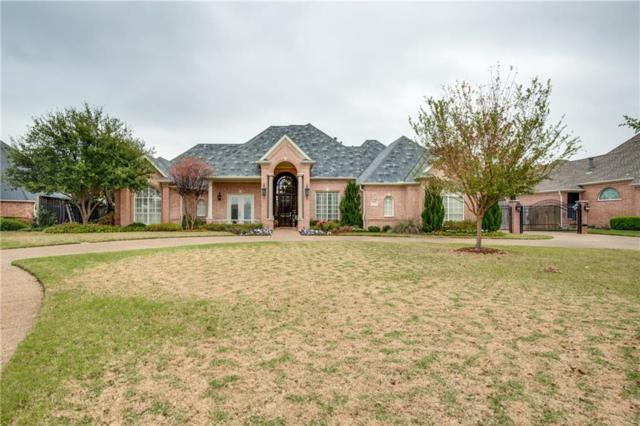 7405 Pebble Hill Drive, Colleyville, TX 76034 (MLS #13755058) :: Frankie Arthur Real Estate