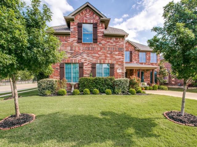 428 Crystal Glen Drive, Keller, TX 76248 (MLS #13755096) :: The Holman Group