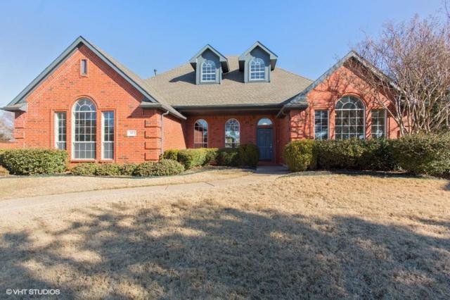 107 Woodglen Court, Southlake, TX 76092 (MLS #13755106) :: Team Hodnett